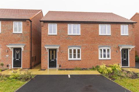 3 bedroom semi-detached house for sale - Plot 103, 45 Baker Road, Wingerworth S42 6GR