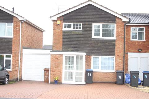 3 bedroom detached house for sale - Clifton Way, Hinckley