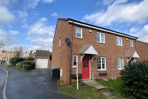 3 bedroom semi-detached house for sale - Dexter Avenue, Grantham
