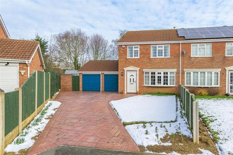 3 bedroom semi-detached house for sale - Chichester Close, Grantham