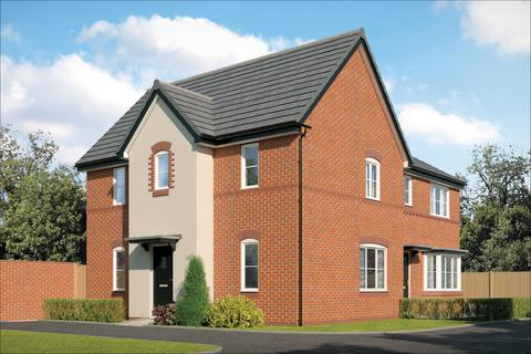 3 bedroom semi-detached house for sale - Plot 146, The Bluebell at Kingfisher Reach, Wistaston Green Road, Wistaston CW2
