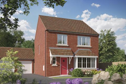 4 bedroom detached house for sale - Plot 276, The Laurel at Tidbury Heights, Fulford Hall Road, Tidbury Green, Solihull B90