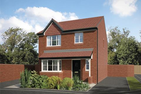 3 bedroom detached house for sale - Plot 148, The Weston at Kingfisher Reach, Wistaston Green Road, Wistaston CW2