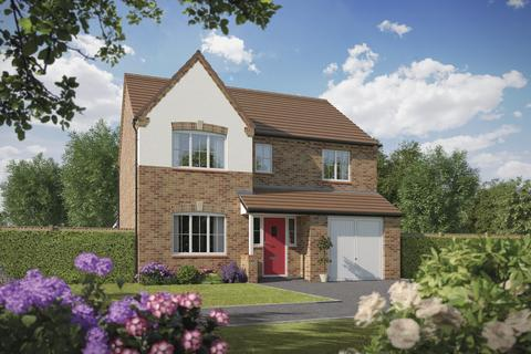 4 bedroom detached house for sale - Plot 279, The Maple at Tidbury Heights, Fulford Hall Road, Tidbury Green, Solihull B90