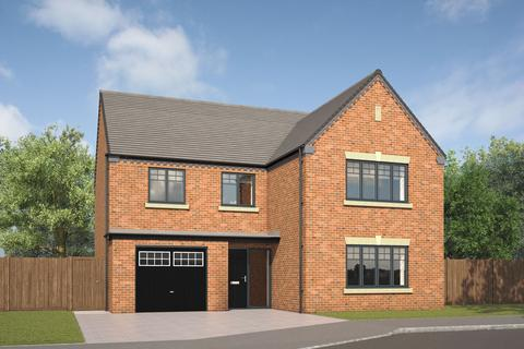 4 bedroom detached house for sale - Plot 180, The Alder at Moorfields, Whitehouse Drive, Killingworth, Newcastle Upon Tyne NE12