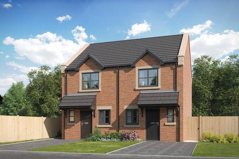 2 bedroom semi-detached house for sale - Plot 79, The Ash at Callerton Rise, Whorlton Lane, Off Stamfordham Road NE5