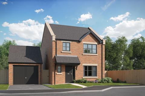 3 bedroom detached house for sale - Plot 75, The Hornbeam at Callerton Rise, Whorlton Lane, Off Stamfordham Road NE5