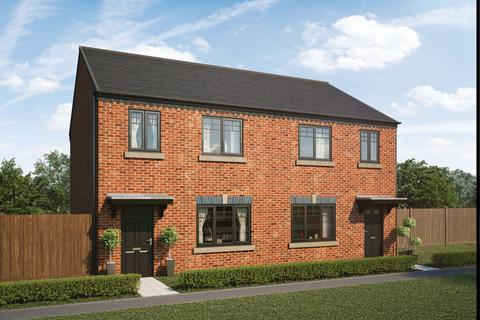 3 bedroom semi-detached house for sale - Plot 258, The Cherry at Moorfields, Whitehouse Drive, Killingworth, Newcastle Upon Tyne NE12