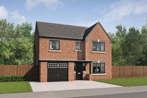 4 bedroom detached house for sale - Plot 185, The Maple at Moorfields, Whitehouse Drive, Killingworth, Newcastle Upon Tyne NE12