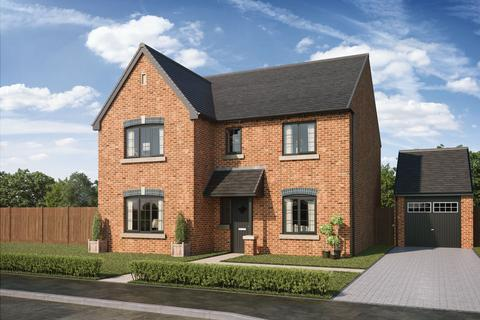 4 bedroom detached house for sale - Plot 263, The Pine at Moorfields, Whitehouse Drive, Killingworth, Newcastle Upon Tyne NE12