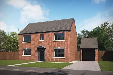 4 bedroom detached house for sale - Plot 261, The Rowan at Moorfields, Whitehouse Drive, Killingworth, Newcastle Upon Tyne NE12