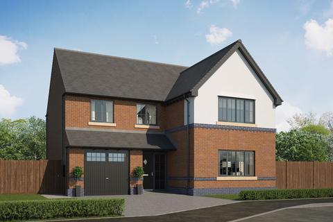 4 bedroom detached house for sale - Plot 90, The Alder at Burdon Rise, Burdon Lane, Sunderland, Tyne and Wear SR2