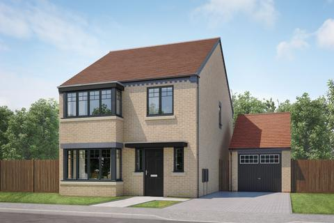 4 bedroom detached house for sale - Plot 268, The Walnut at Moorfields, Whitehouse Drive, Killingworth NE12