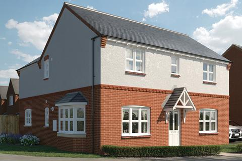 4 bedroom detached house for sale - The Buckminster at The Foresters at Middlebeck, Bowbridge Lane, Newark On Trent NG24