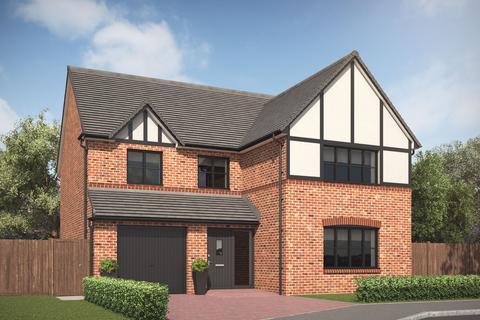 4 bedroom detached house for sale - Plot 109, The Alder at Roseberry Manor, Ormesby Bank, Nunthorpe TS7