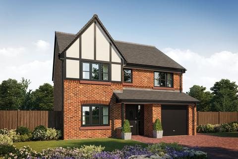 4 bedroom detached house for sale - Plot 135, The Cutler at Roseberry Manor, Ormesby Bank, Nunthorpe TS7