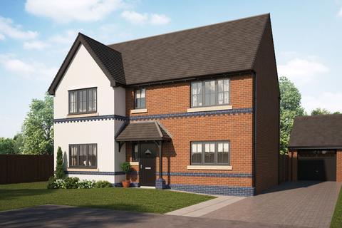 4 bedroom detached house for sale - Plot 97, The Aspen at Burdon Rise, Burdon Lane, Sunderland, Tyne and Wear SR2