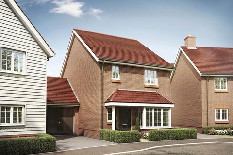 3 bedroom detached house for sale - Plot 241, The Jevington at Oakley Park, St Johns Way, Edenbridge TN8