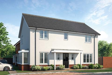 4 bedroom link detached house for sale - Plot 54, The Braid at Crown Fields, Street End Road, Chatham ME5