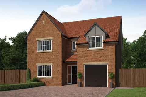 4 bedroom detached house for sale - Plot 29, The Acacia at Meadow Rise, Walworth Road, Heighington DL6