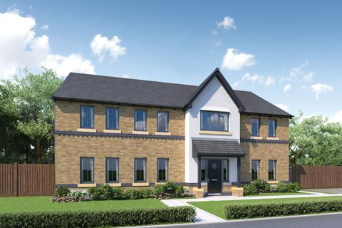 5 bedroom detached house for sale - Plot 96, The Cedar at Burdon Rise, Burdon Lane, Sunderland, Tyne and Wear SR2