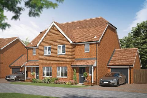 3 bedroom semi-detached house for sale - Plot 135, The Poplar at Bicknor Wood, Gore Court Road, Otham, Kent ME15