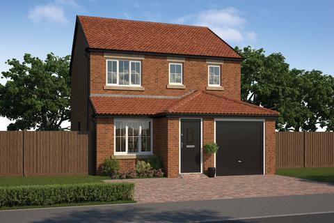 3 bedroom detached house for sale - Plot 64, The Argan at Meadow Rise, Walworth Road, Heighington DL6