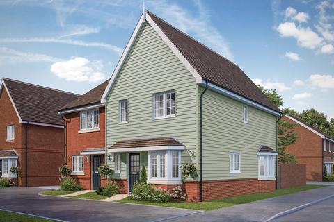 3 bedroom semi-detached house for sale - Plot 135, The Bunting at Nightingale Rise, Bells Lane, Hoo St Werburgh ME3