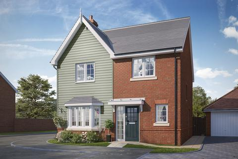 4 bedroom detached house for sale - Plot 133, The Cormorant at Nightingale Rise, Bells Lane, Hoo St Werburgh ME3