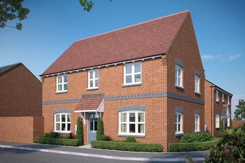 4 bedroom detached house for sale - Plot 147, The Willesley at Sherwood Gate, Papplewick Lane, Linby NG15