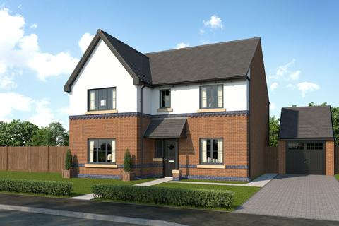 4 bedroom detached house for sale - Plot 93, The Pine at Burdon Rise, Burdon Lane, Sunderland, Tyne and Wear SR2