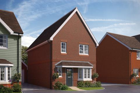 3 bedroom semi-detached house for sale - Plot 153, The Grebe at Nightingale Rise, Bells Lane, Hoo St Werburgh ME3