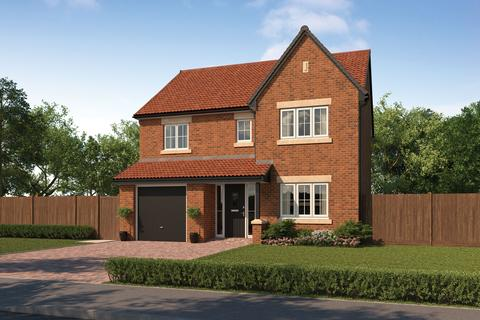 4 bedroom detached house for sale - Plot 65, The Maple at Meadow Rise, Walworth Road, Heighington DL6