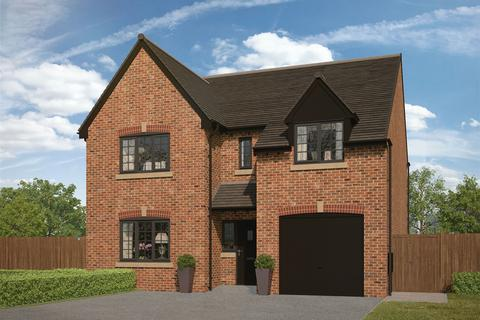 4 bedroom detached house for sale - Plot 210, The Acacia at Arcot Manor, Off Fisher Lane, Cramlington NE23