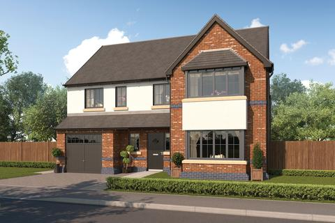 4 bedroom detached house for sale - Plot 65, The Plane at Burdon Rise, Burdon Lane, Sunderland, Tyne and Wear SR2