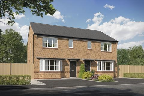 3 bedroom semi-detached house for sale - Plot 113, The Byron Alt at Platts Meadow, Way's Green, Winsford CW7