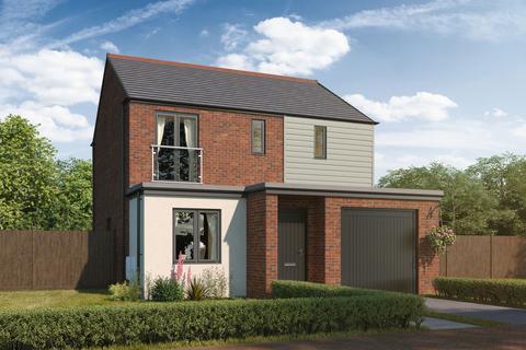 3 bedroom semi-detached house for sale - Plot 120, The Peony at St Nicholas Manor, Off Station Road, Cramlington NE23