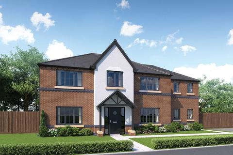 5 bedroom detached house for sale - Plot 76, The Poplar at Burdon Rise, Burdon Lane, Sunderland, Tyne and Wear SR2