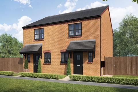 2 bedroom semi-detached house for sale - Plot 110, The Ash at Arcot Manor, Off Fisher Lane, Cramlington NE23