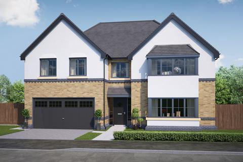 5 bedroom detached house for sale - Plot 67, The Redwood at Burdon Rise, Burdon Lane, Sunderland, Tyne and Wear SR2