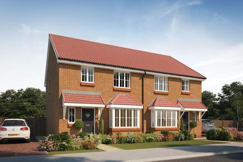 3 bedroom semi-detached house for sale - Plot 16, The Chandler at Stannington Park, Off Green Lane, Stannington NE61