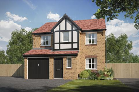 4 bedroom detached house for sale - Plot 115, The Oakwood at Platts Meadow, Way's Green, Winsford CW7