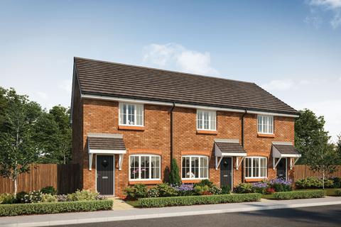 2 bedroom terraced house for sale - Plot 10, The Joiner at Stannington Park, Off Green Lane, Stannington NE61