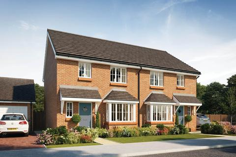 3 bedroom semi-detached house for sale - Plot 52, The Chandler at Fairfields, Dorking Way, Calcot RG31