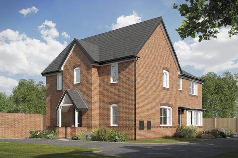 3 bedroom semi-detached house for sale - Plot 112, The Shelley at Platts Meadow, Way's Green, Winsford CW7