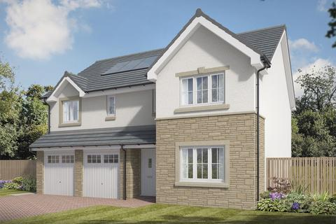 4 bedroom detached house for sale - Plot 107, The Burgess at Silverwood, Houstoun Road, Eliburn EH54