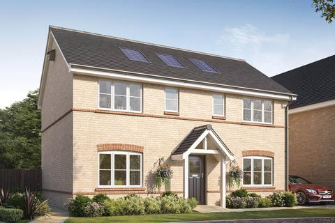 4 bedroom detached house for sale - The Garnette at Wickfields, Barn Road, Longwick HP27