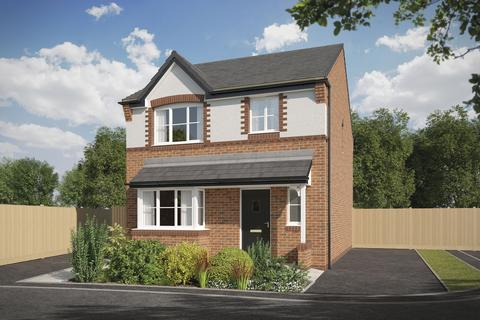 3 bedroom detached house for sale - Plot 114, The Weston at Platts Meadow, Way's Green, Winsford CW7