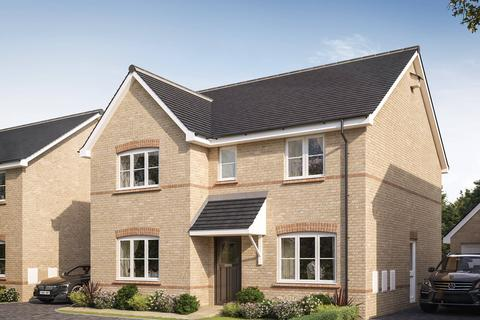 4 bedroom detached house for sale - The Hendra at Wickfields, Barn Road, Longwick HP27