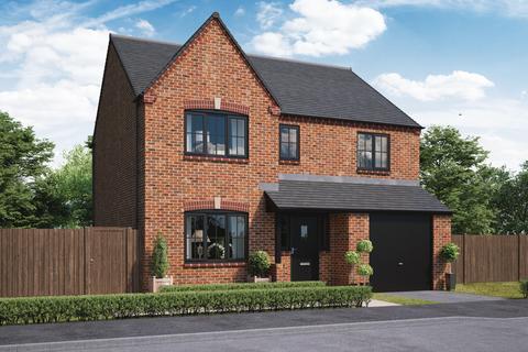 4 bedroom detached house for sale - Plot 203, The Maple at Arcot Manor, Off Fisher Lane, Cramlington NE23